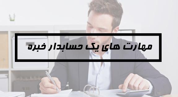 مهارت های حسابدار