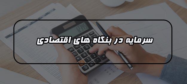 سرمایه در بنگاه ها در ارائه خدمات حسابداری