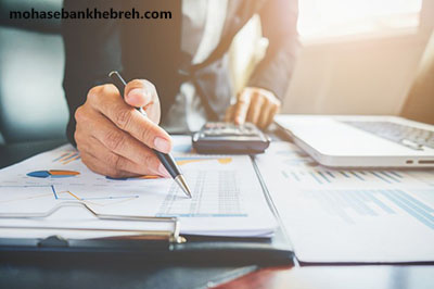 معاملات فصلی شرکت حسابداری