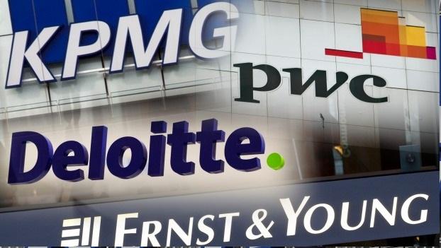 اسامی شرکت های حسابداری برتر در جهان
