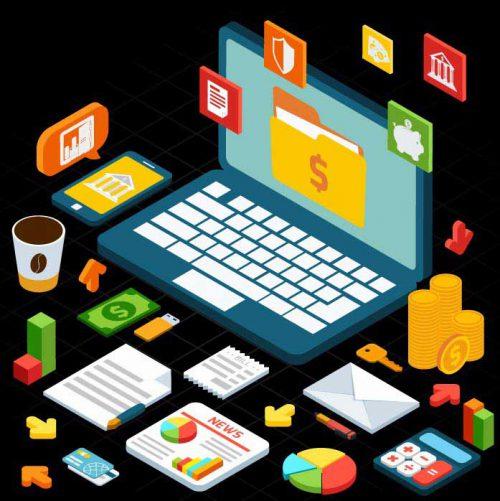 نرم افزار های حسابداری دارایی ثابت