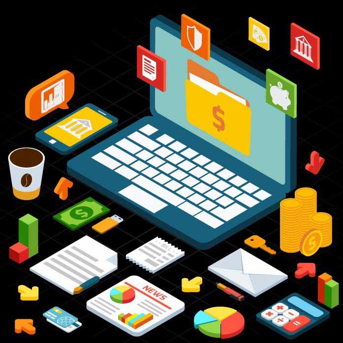 از نرم افزار های حسابداری، دارایی ثابت