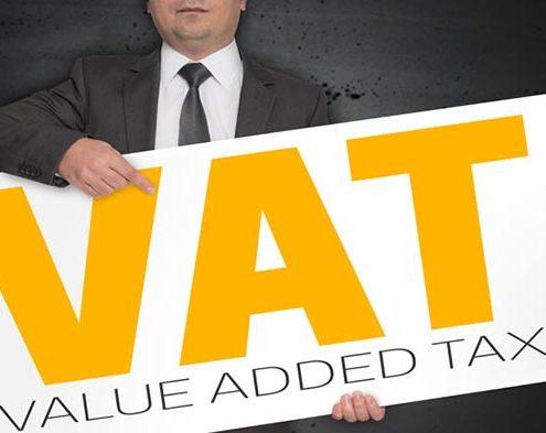 محاسبه مالیات بر ارزش افزوده
