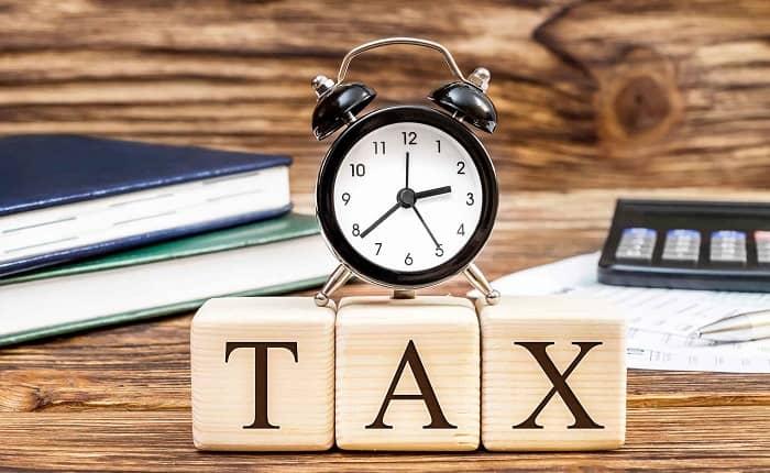 پرداخت به موقع مالیات